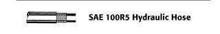 SAE 100 R5 Hydraulic Hose