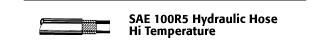 SAE 100 R5 Hydraulic Hose - High Temperature