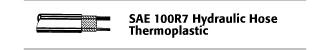 SAE 100 R7 Hydraulic Hose - Thermoplastic