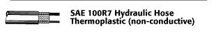 SAE 100 R7 Hydraulic Hose - Thermoplastic (Non-Conductive)