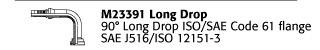m23391 Long Drop