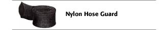 Nylon Hose Guard